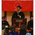 Derek Fisher Graduation Speaker