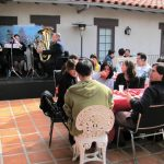 Holiday Party with Salvation Army Band 2010